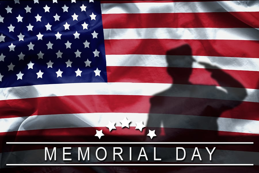 Memorial Day Office Closure