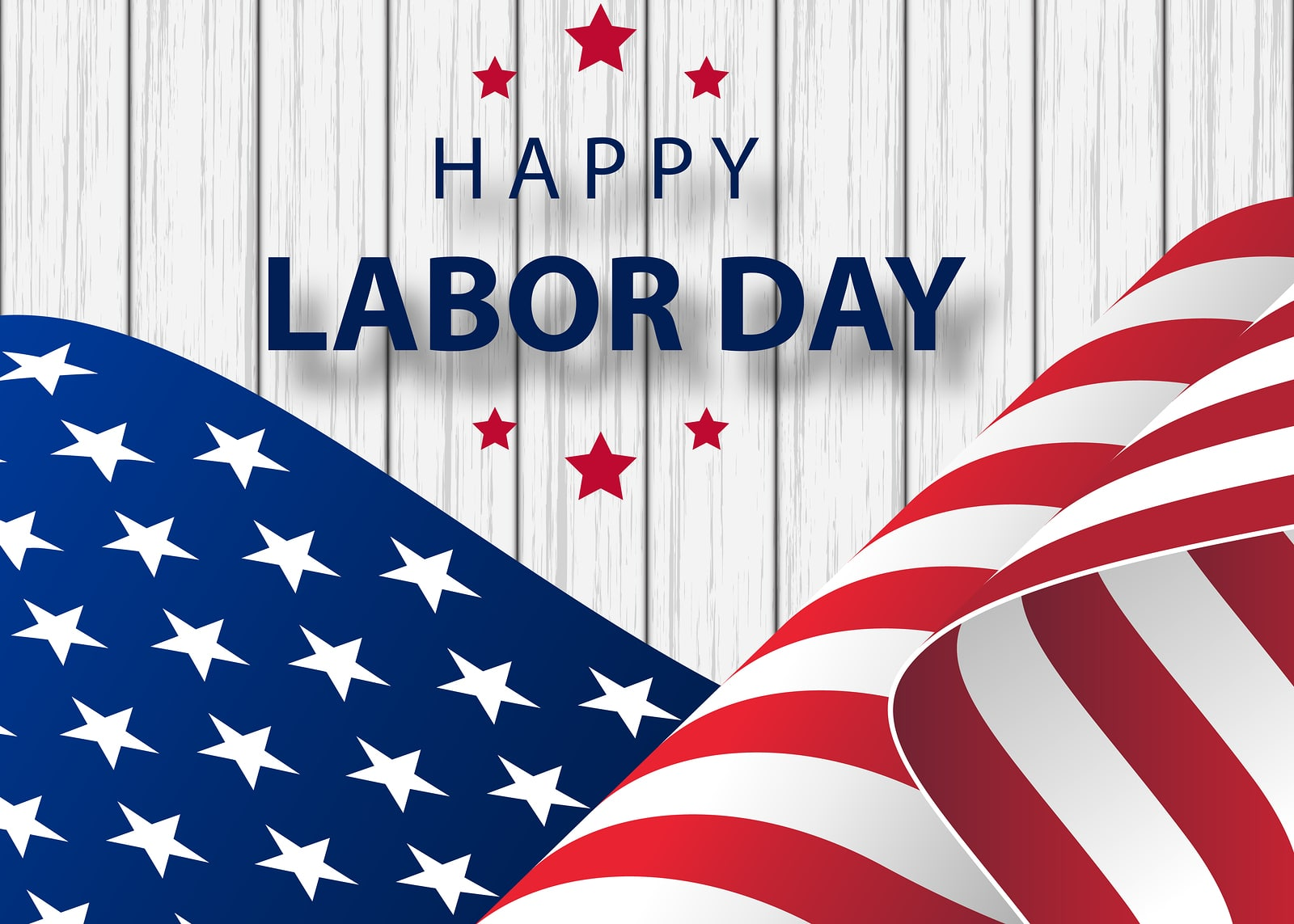 Labor Day September 2, 2019